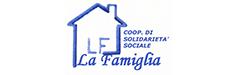 Cooperativa La Famiglia Logo